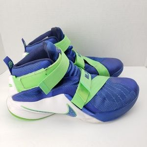 Nike Lebron James IV 9 Soilder Basketball Shoes